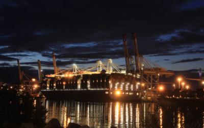 Visite nocturne exceptionnelle et gratuite du Port du Havre le samedi 30 septembre