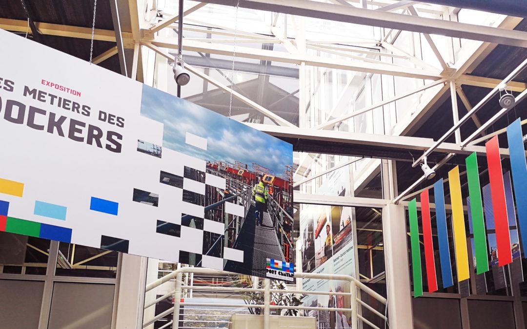 Prolongation de l'exposition Les Métiers des dockers