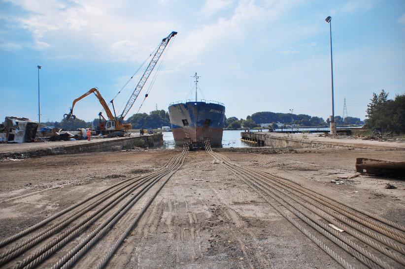 Conférence du 27 septembre à 18h – La déconstruction navale